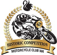 HISTORIC COMPETITION MOTORCYCLE CLUB OF W.A.